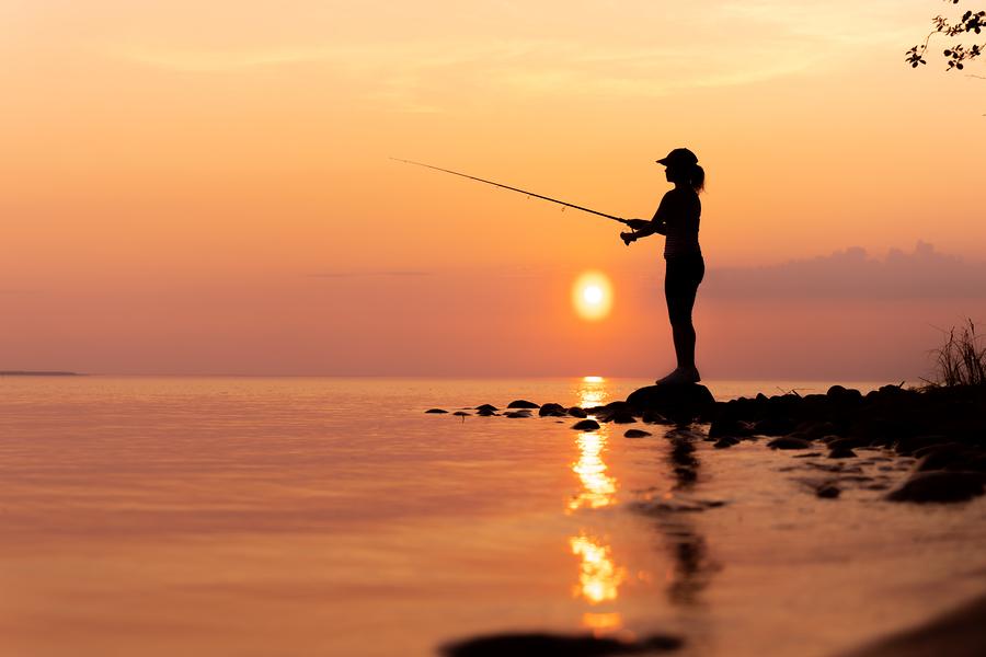 donde pescar en Jaen