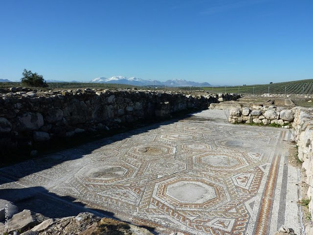 Villa romana, ¿cómo estaban construidas?